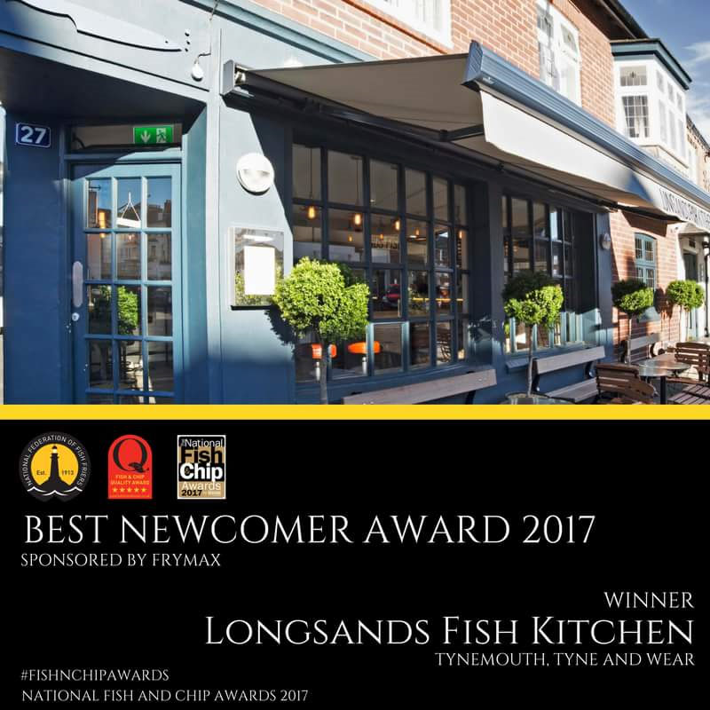 Winners - Fish and Chip Awards